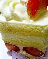 GIOTTOのショートケーキ